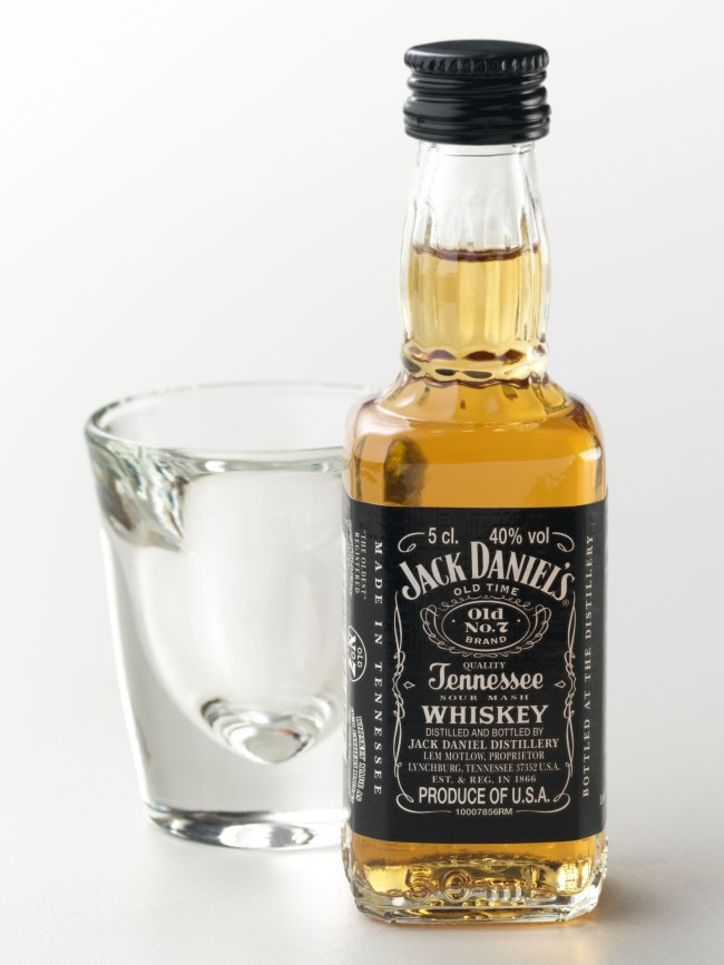 Jack Daniel's is a brand of Tennessee whiskey and the highest selling American whiskey in the world
