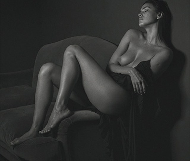 Irina Shayk Strips Naked For Gq Cover Shoot While Discussing Her Russian Roots