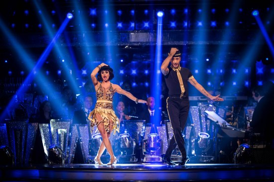 Giovanni made it to the final in his first series on Strictly Come Dancing