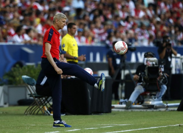 Gunners boss Arsene Wenger is desperate to land one of the duo before the Prem season starts on August 14