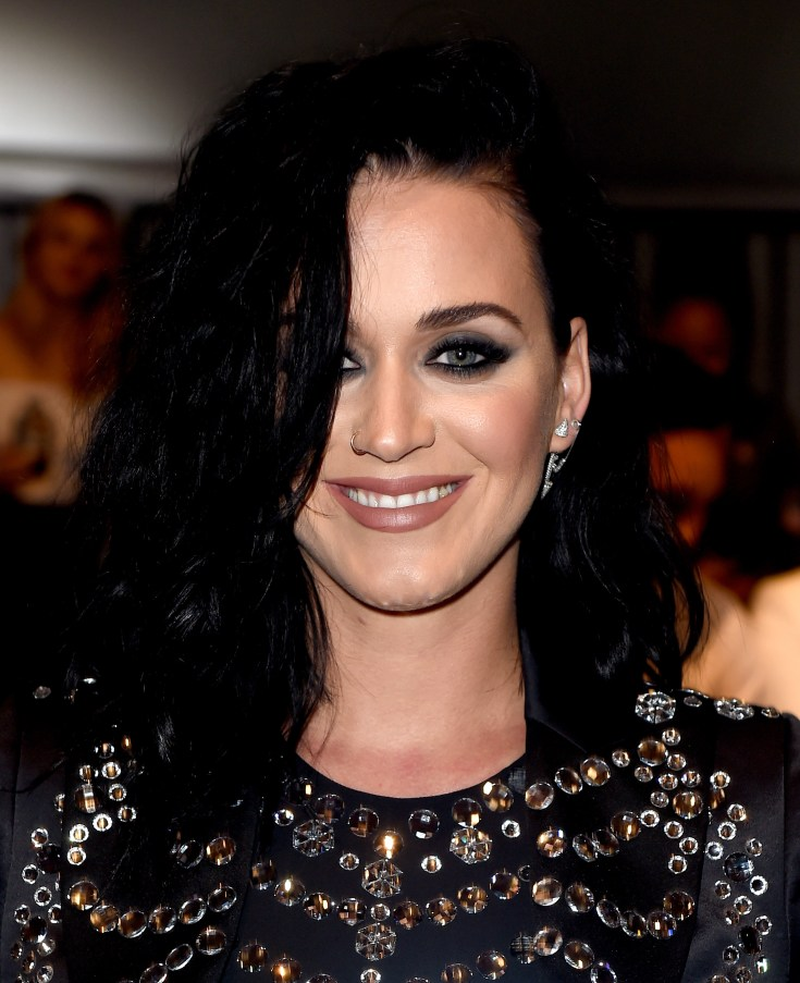 Pop princess Katy Perry was previously married to the British comedian