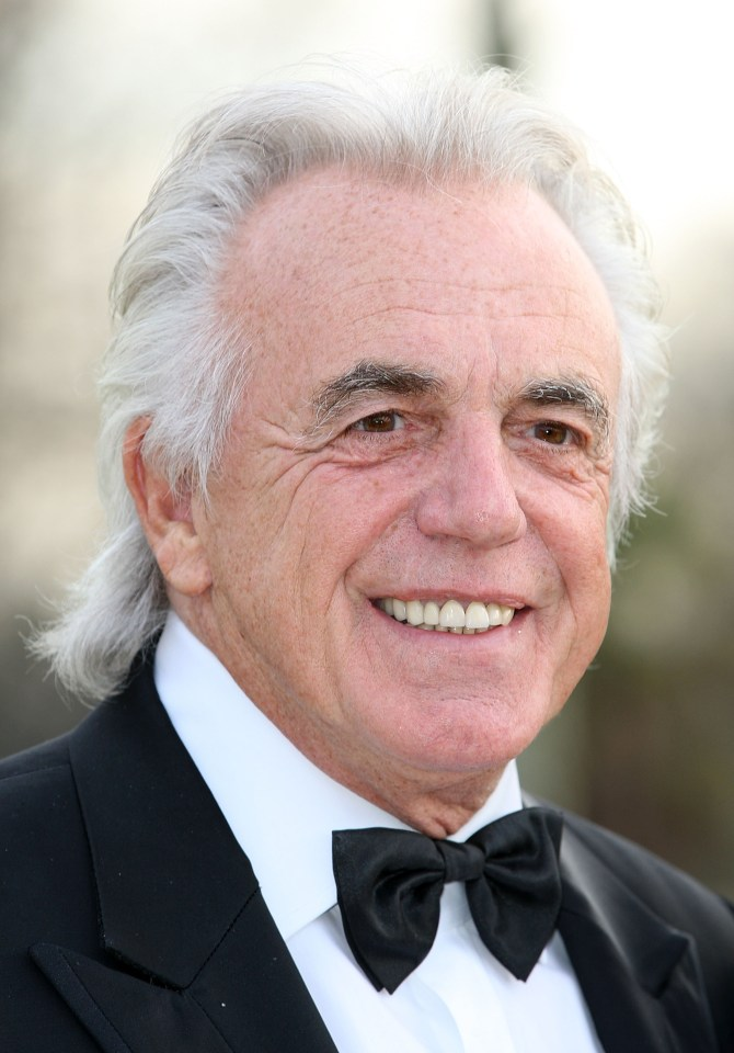 Peter Stringfellow has notched up around 2,000 conquests