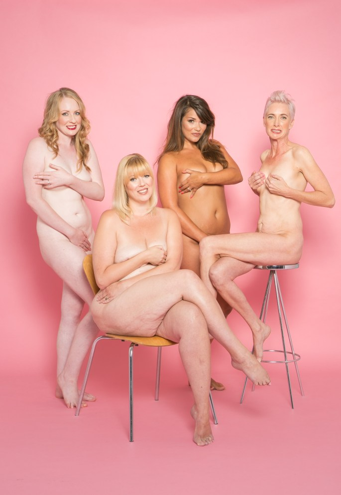 A study found 75 per cent of women dislike their body and 66 per cent where ashamed of how they look