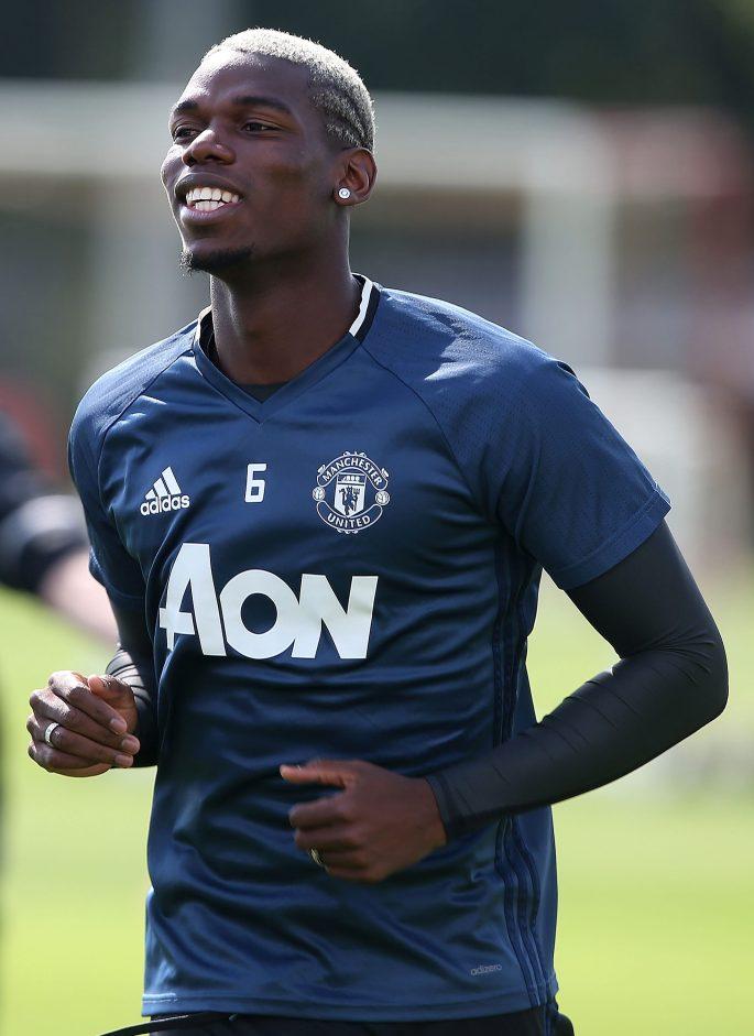 Paul Pogba is set to make his second Premier League debut against Southampton