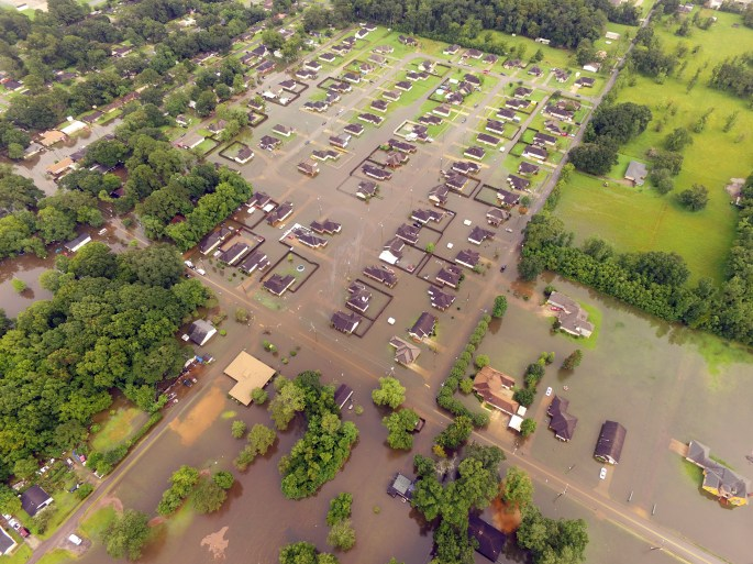 Flooding has devastated large parts of the state, leading President Obama to declare a state of emergency