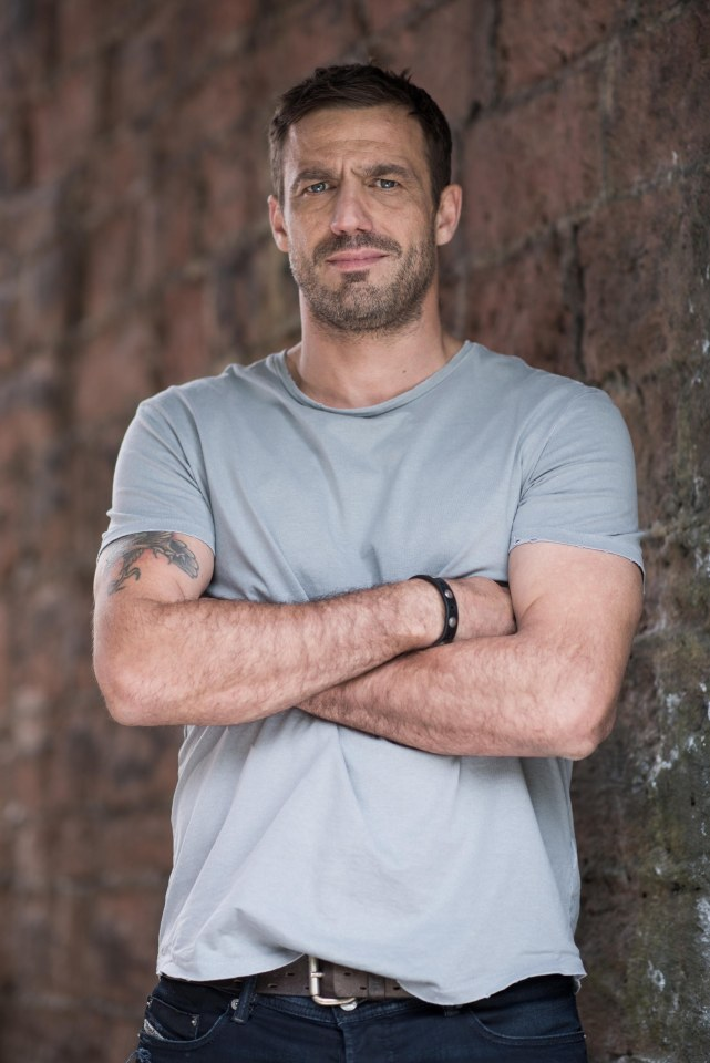 Charley's brother is soap actor Jamie Lomas
