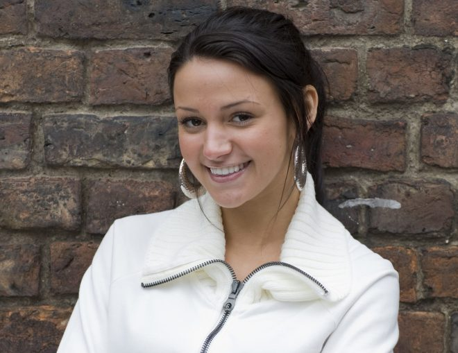 Michelle Keegan first hit our screens as Tina in Corrie