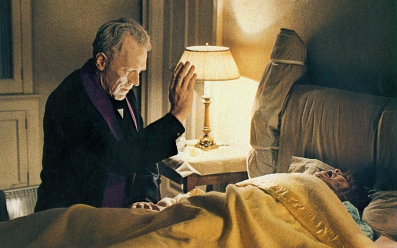 One priest said exorcism isn't as 'glamorous' as it might seem in films