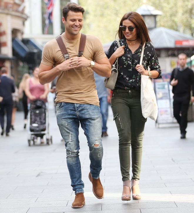 Mark Wright and Michelle Keegan have been married since May 2015