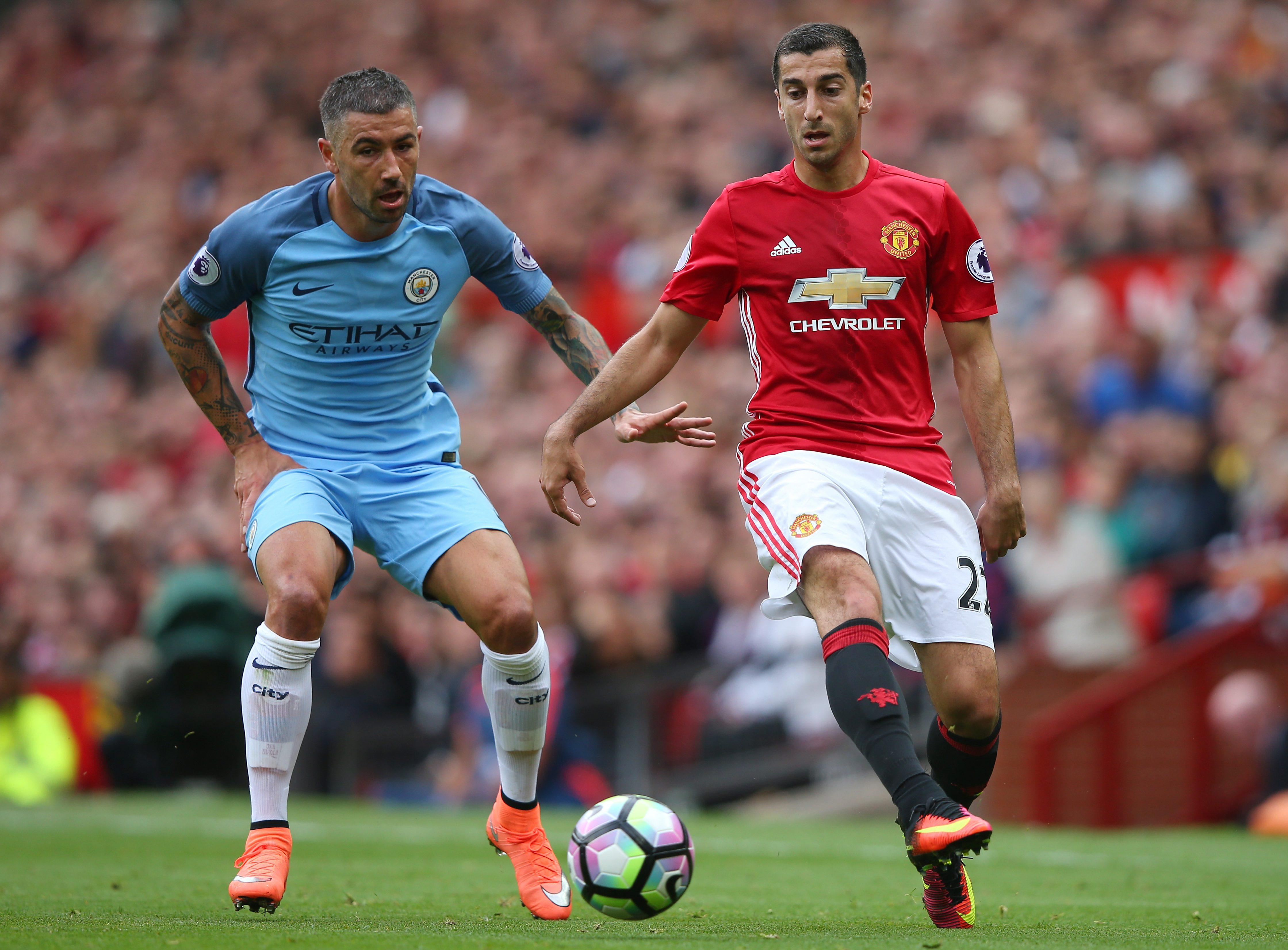 Utd new boy Henrikh Mkhitaryan believes he is at his best just behind the main striker