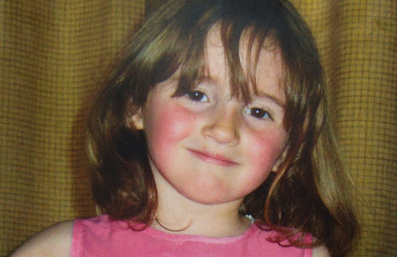 April Was Five Years Old When She Disappeared And Was Last Seen Voluntarily Getting Into A
