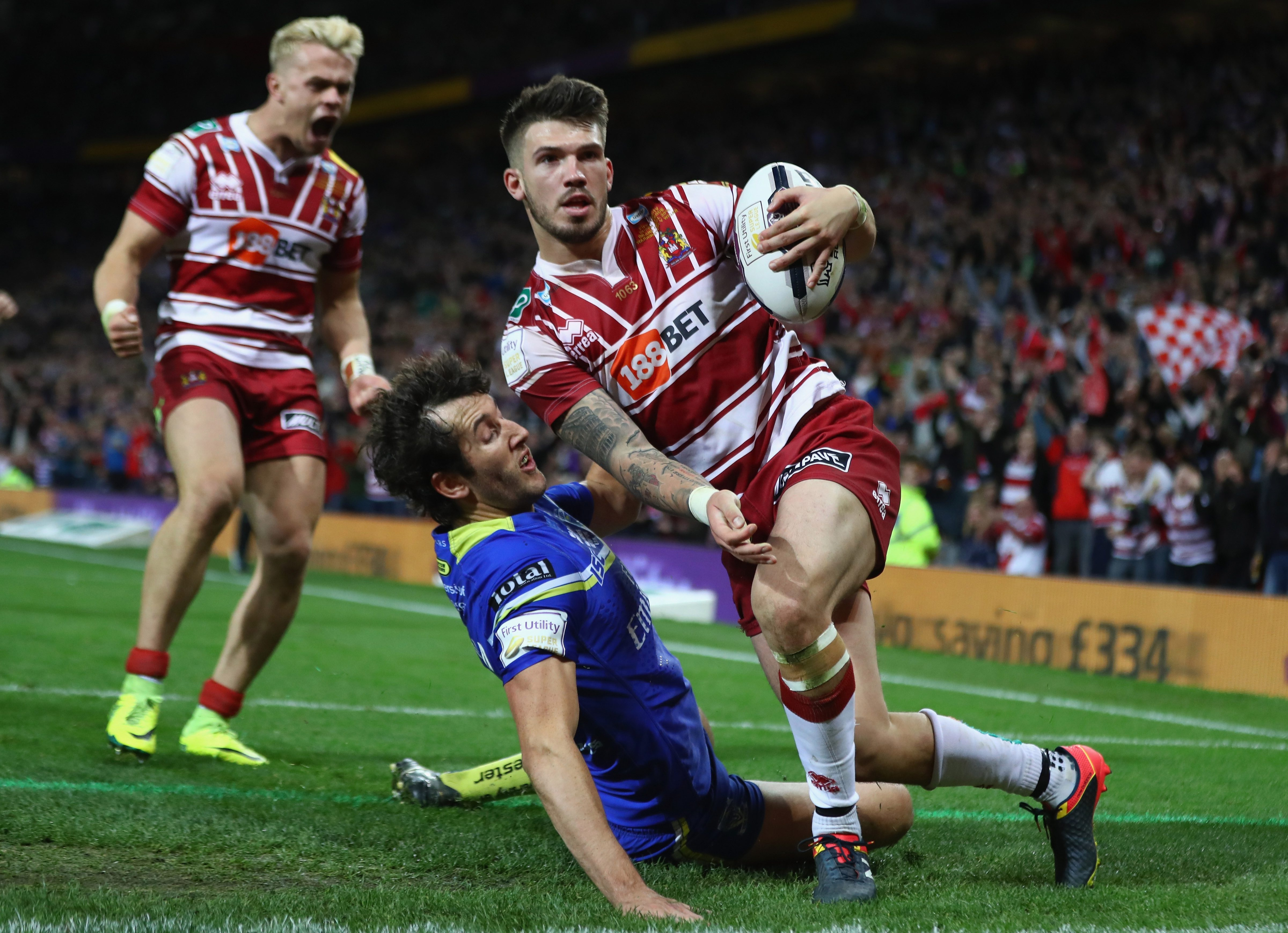 Wigan hope to repeat their 2016 Grand Final victory this year