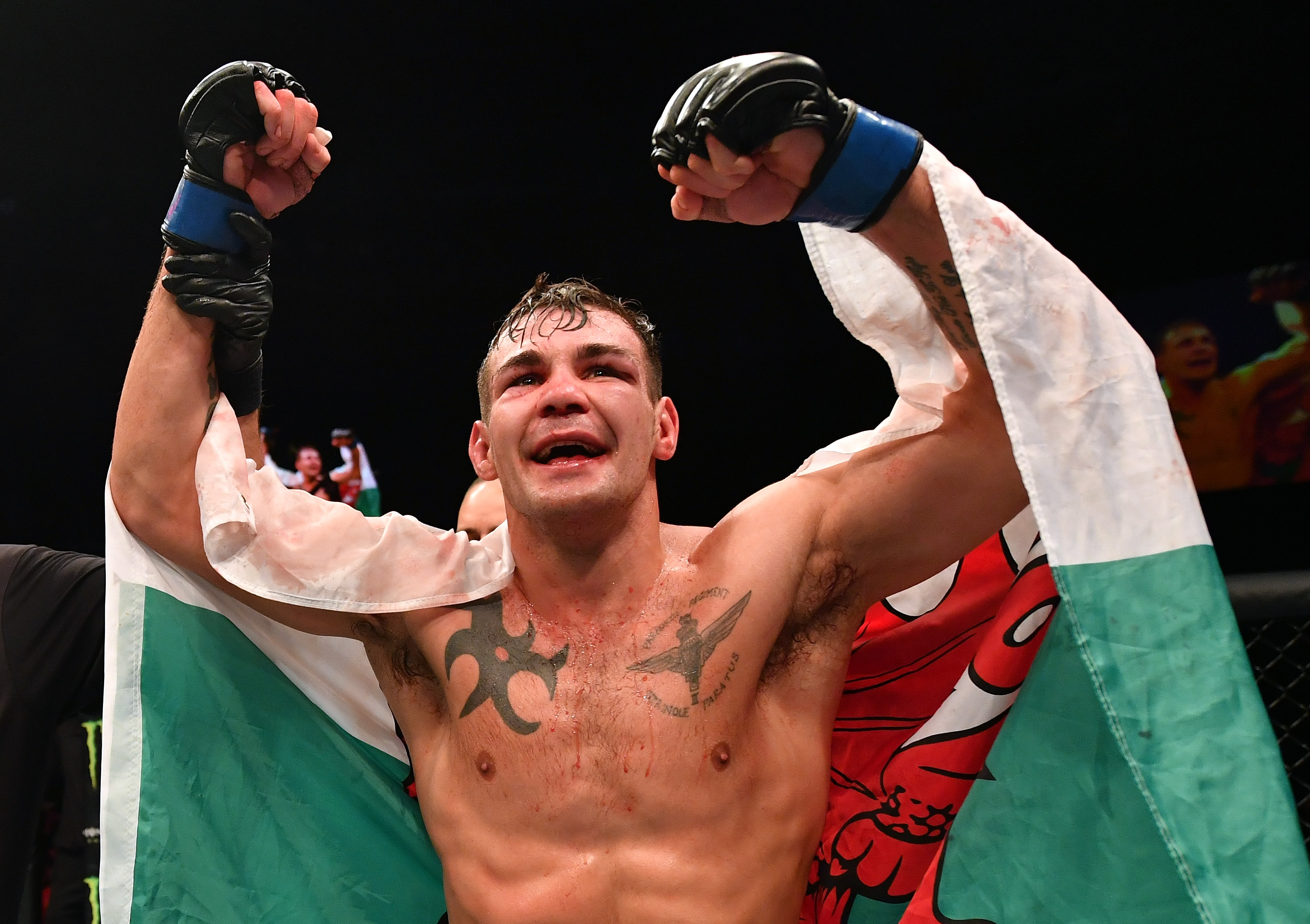 UFC star Jack Marshman was a close friend of Kevin Fryer in the army