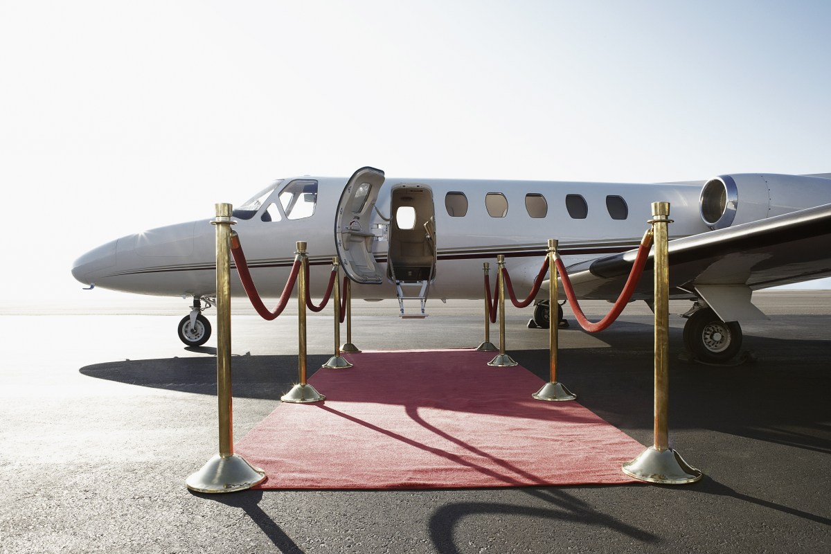 Uber For Planes App Lets You Take Off In A Private Jet Within HALF AN HOUR