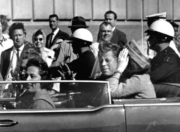 JFK was shot dead on November 22, 1963 , in Dallas in Texas
