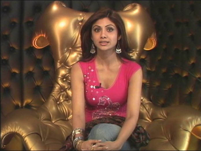Shilpa Shetty in Big Brother