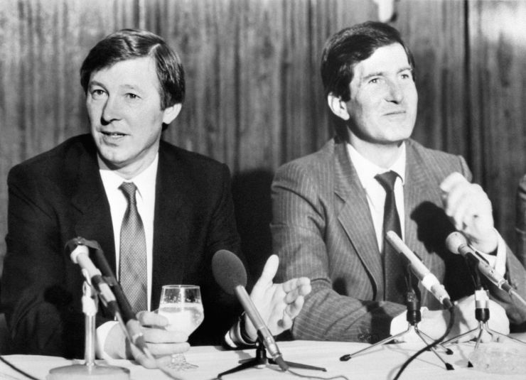 Image result for alex ferguson 1986