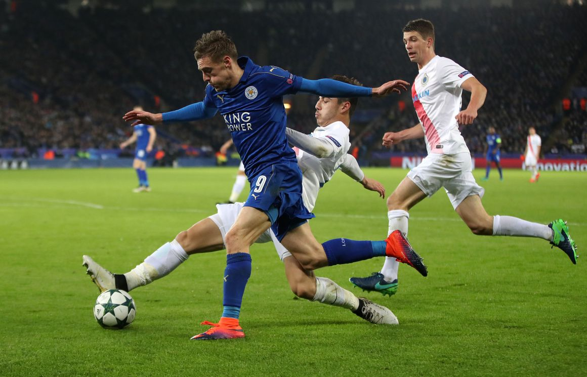 Premier League fastest players: Jamie Vardy and Kyle Walker the ...