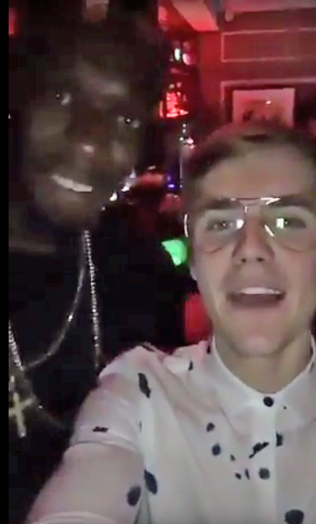 Image result for justin bieber party usain bolt