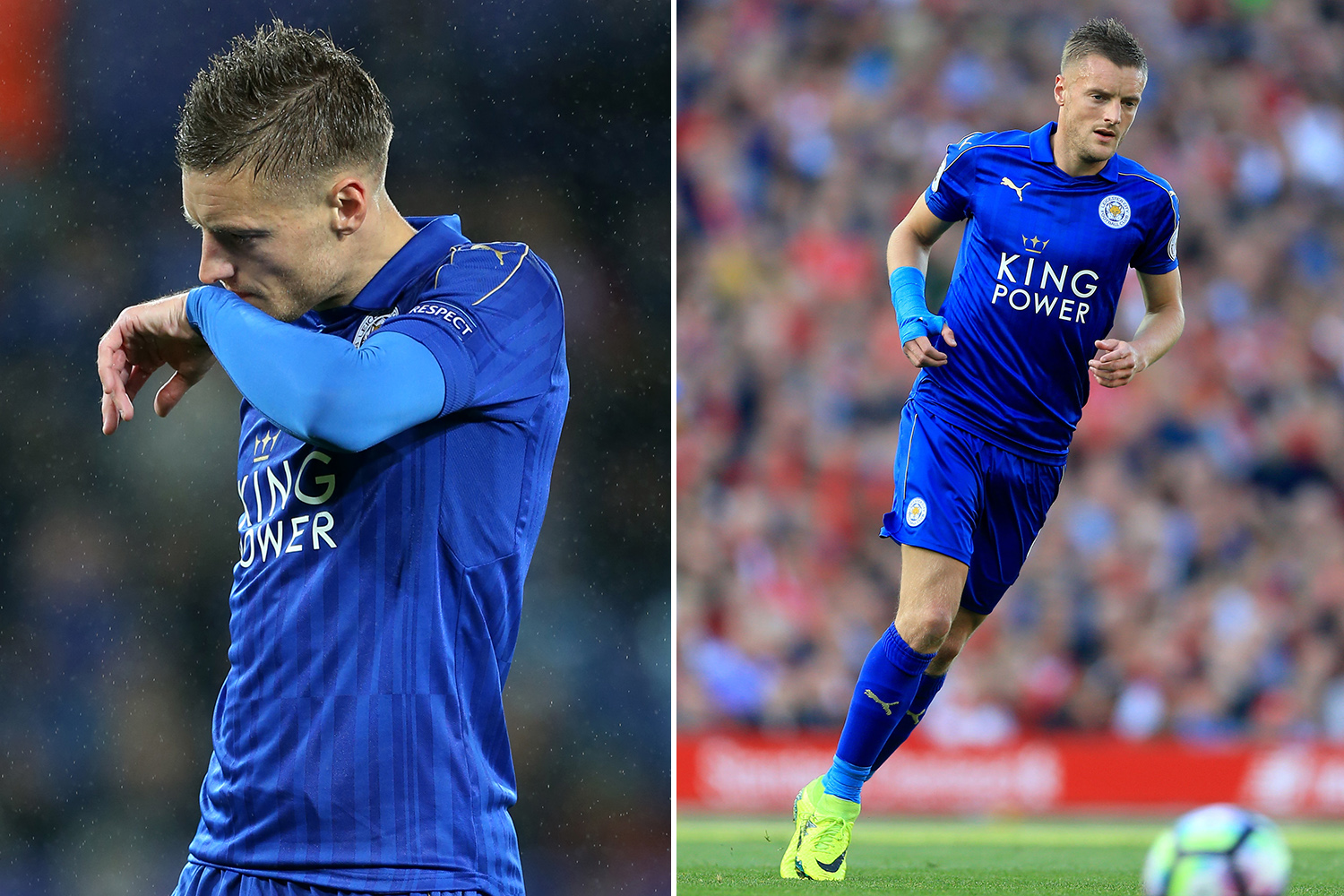 Jamie Vardy The reason for Leicester striker s shocking form in