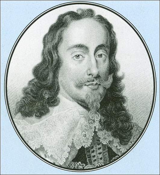 Charles I was beheaded in January 1649 after standing trial on treason charges