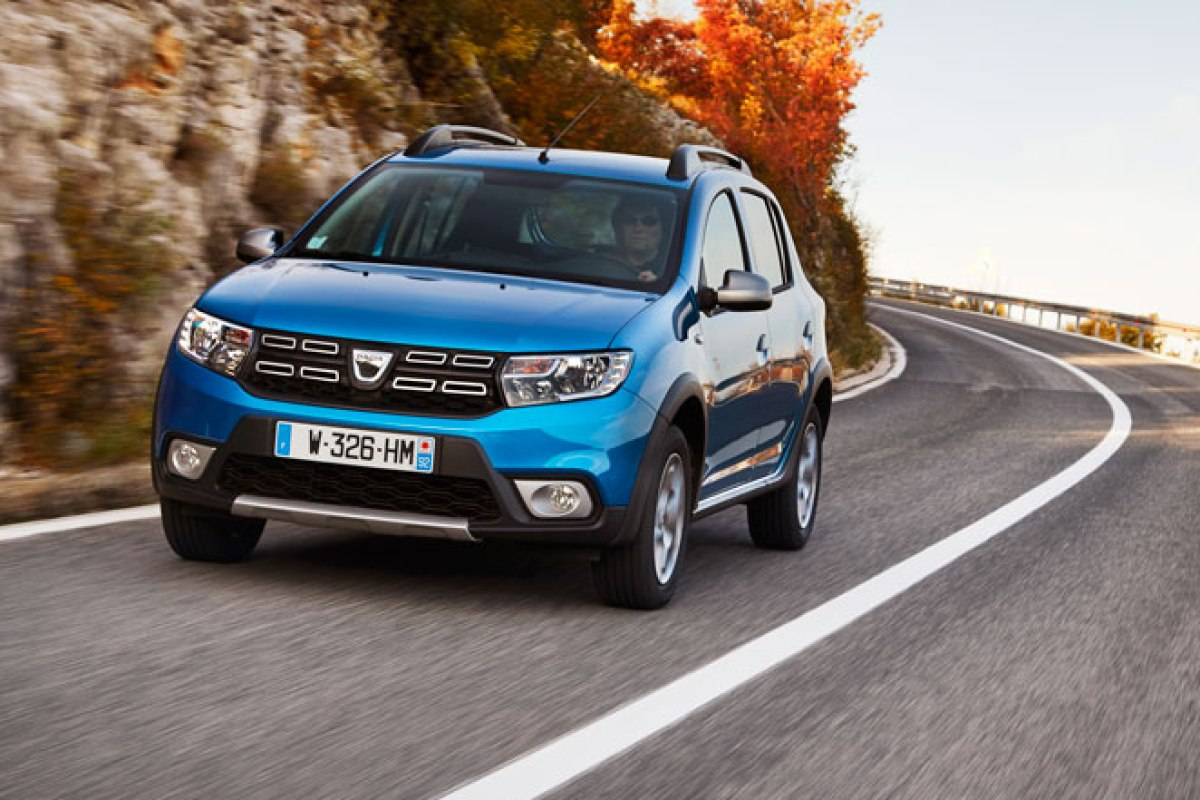 100 dacia dacia sandero stepway review 2017 autocar new dacia sandero stepway crewe. Black Bedroom Furniture Sets. Home Design Ideas
