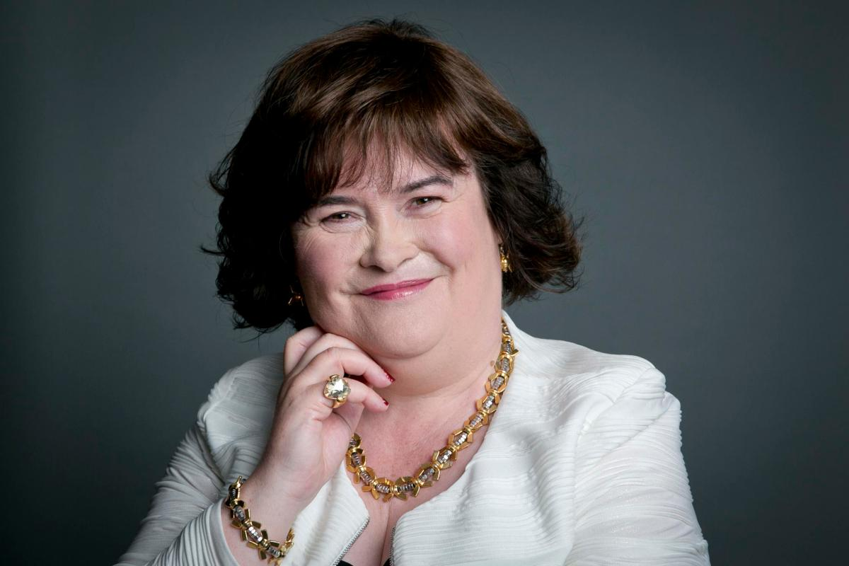 What Is Susan Boyle Doing Now Latest Song Releases And -8177