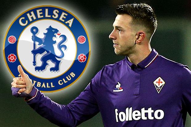 Chelsea tar Federico Bernardeschi as Antonio Conte keeps tabs