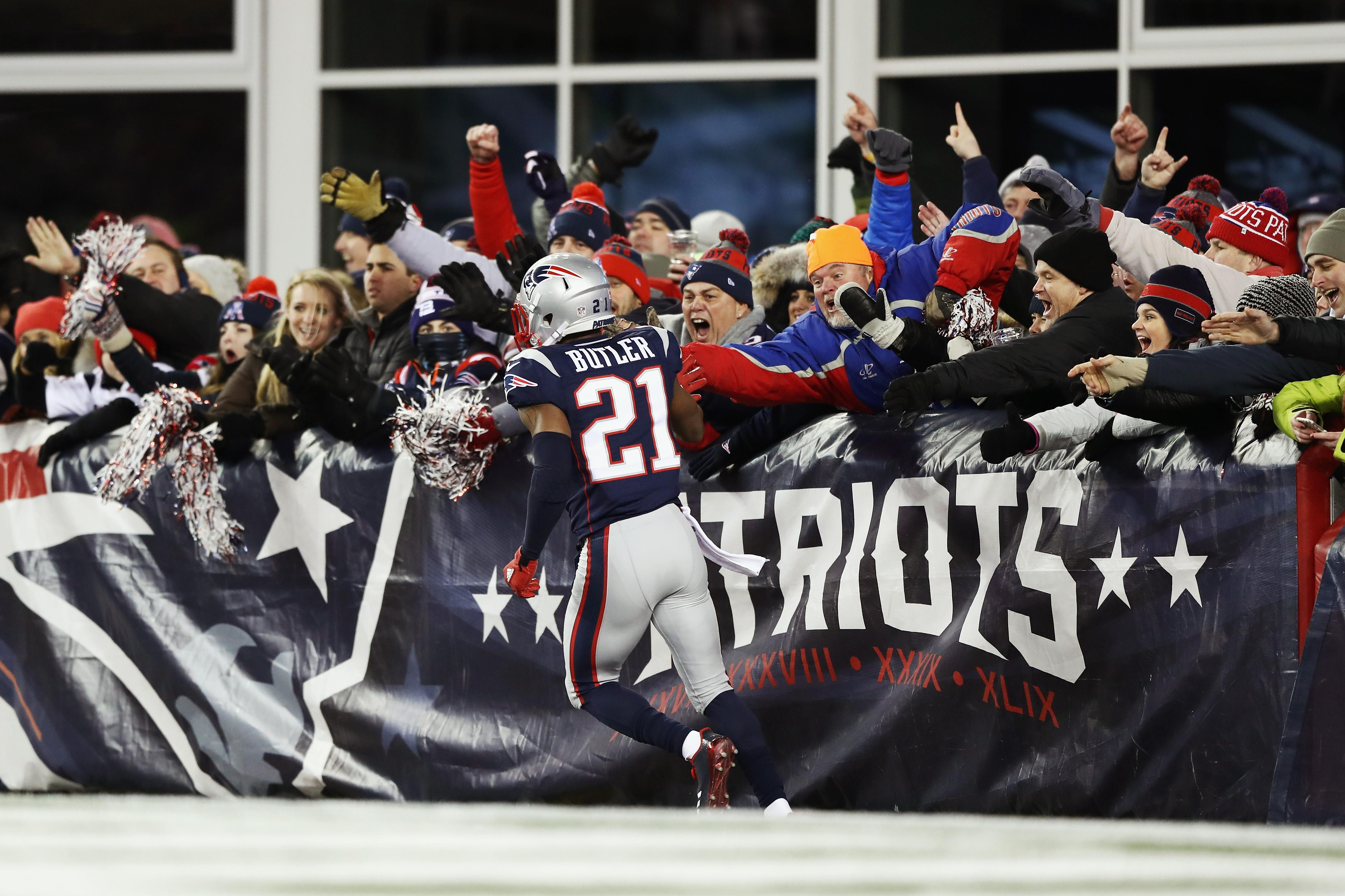 Butler has been a key part of the Patriots dynasty that appears to be heading for a third Super Bowl