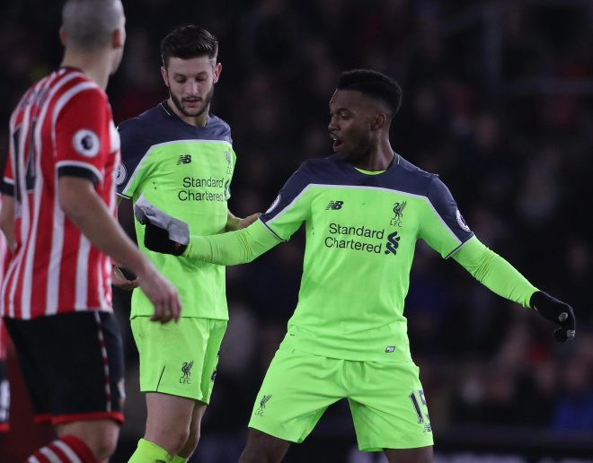 Image result for sturridge reading note in southampton match