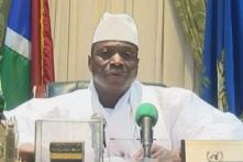 Image result for Gambian activists launch campaign to bring Jammeh to justice