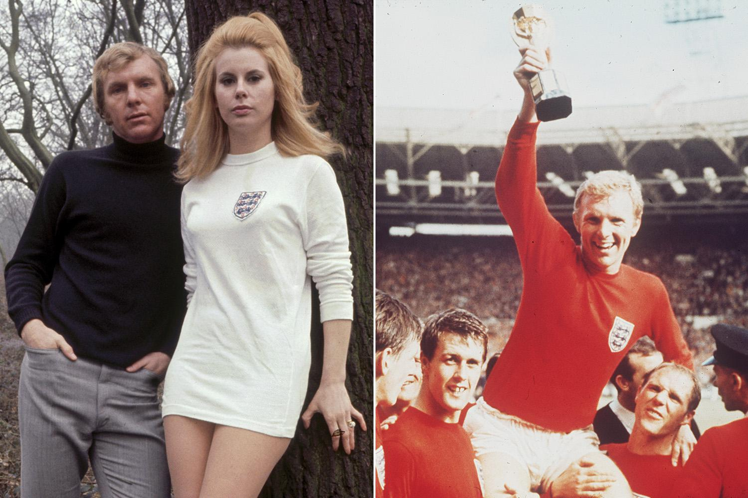 Bobby Moore s ex wife says it was a scandal how the FA treated him