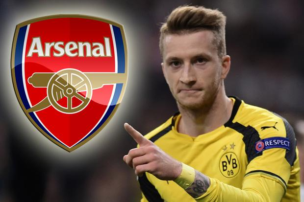 Marco Reus will be e Arsenal s top £51m transfer tar if they