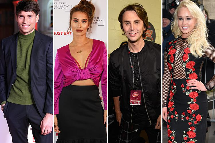 Who is dating who celebrities 2017