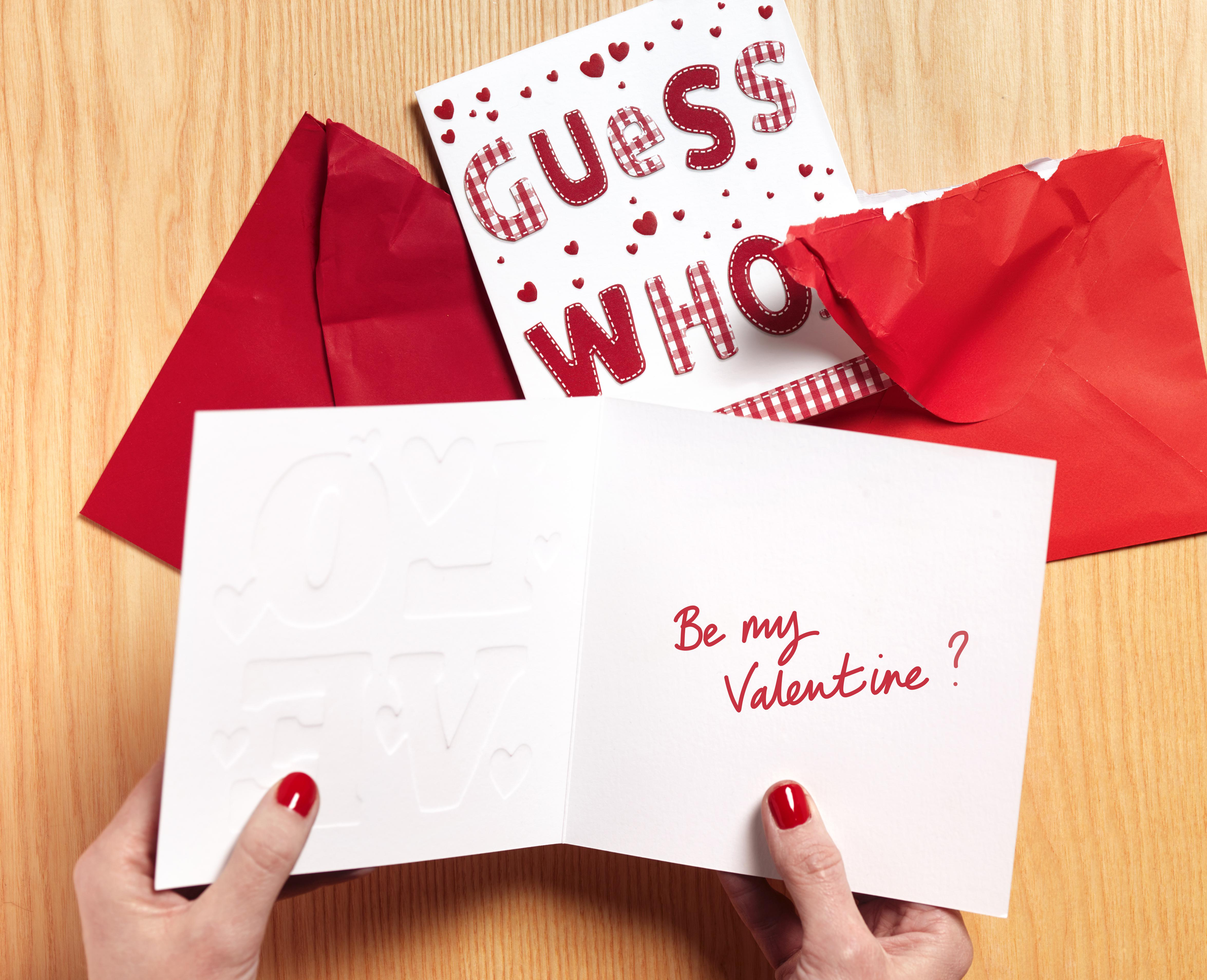 Quotes To Write In Valentines Card