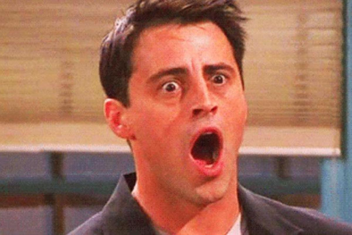 New Friends Fan Theory Claims To Prove That Joey Tribbiani Was
