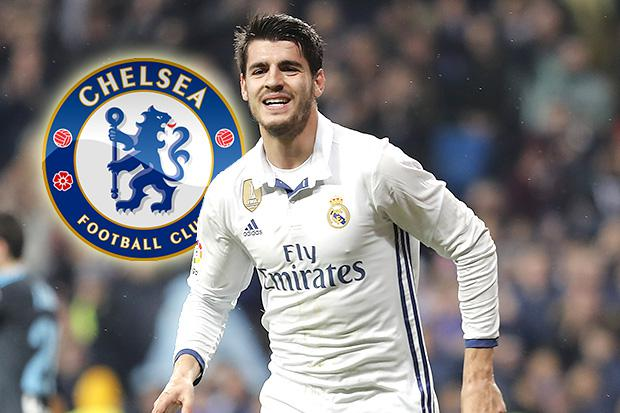 Image result for alvaro morata chelsea