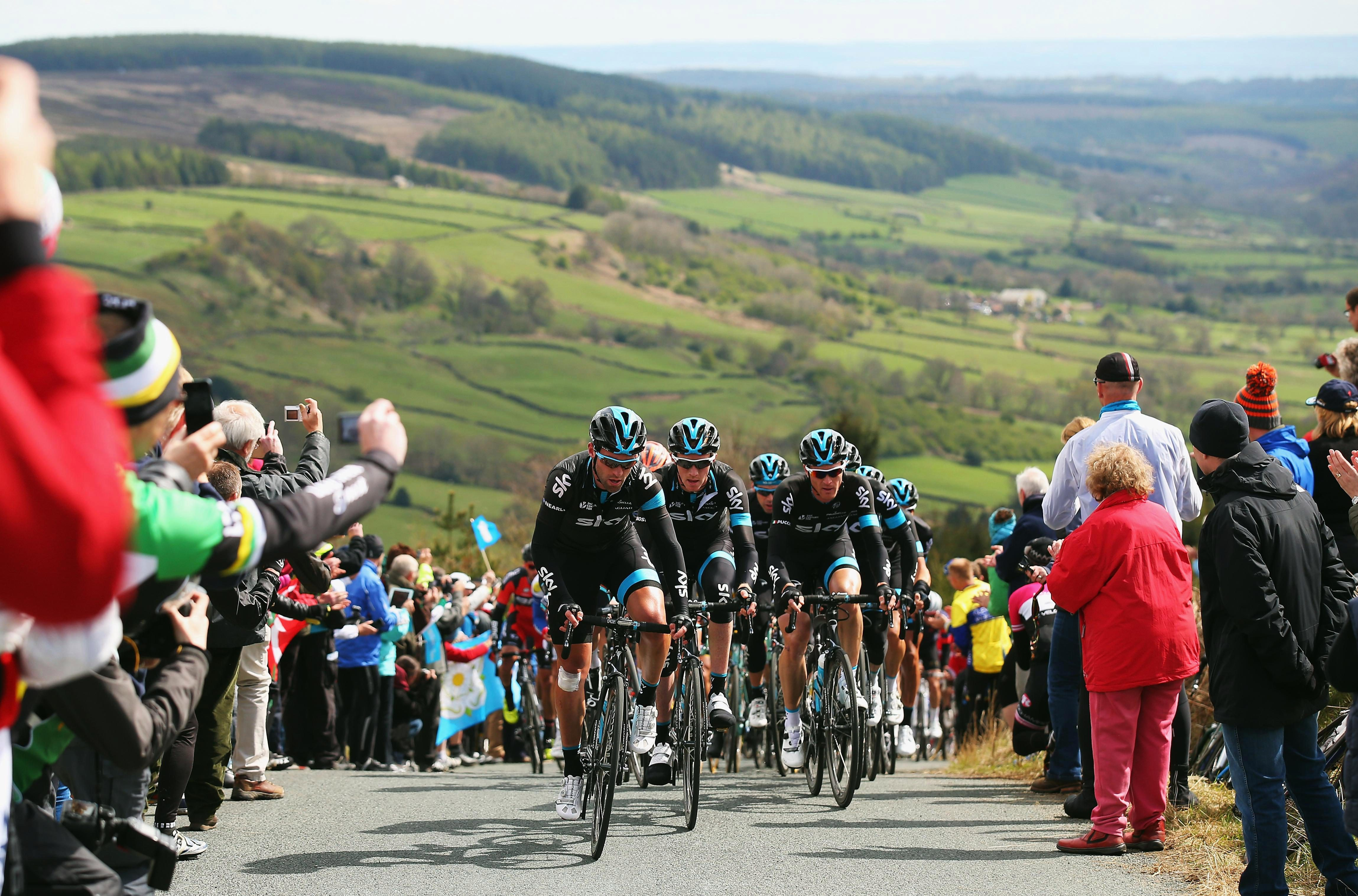 There will also be a women's race and a sportive in 2017