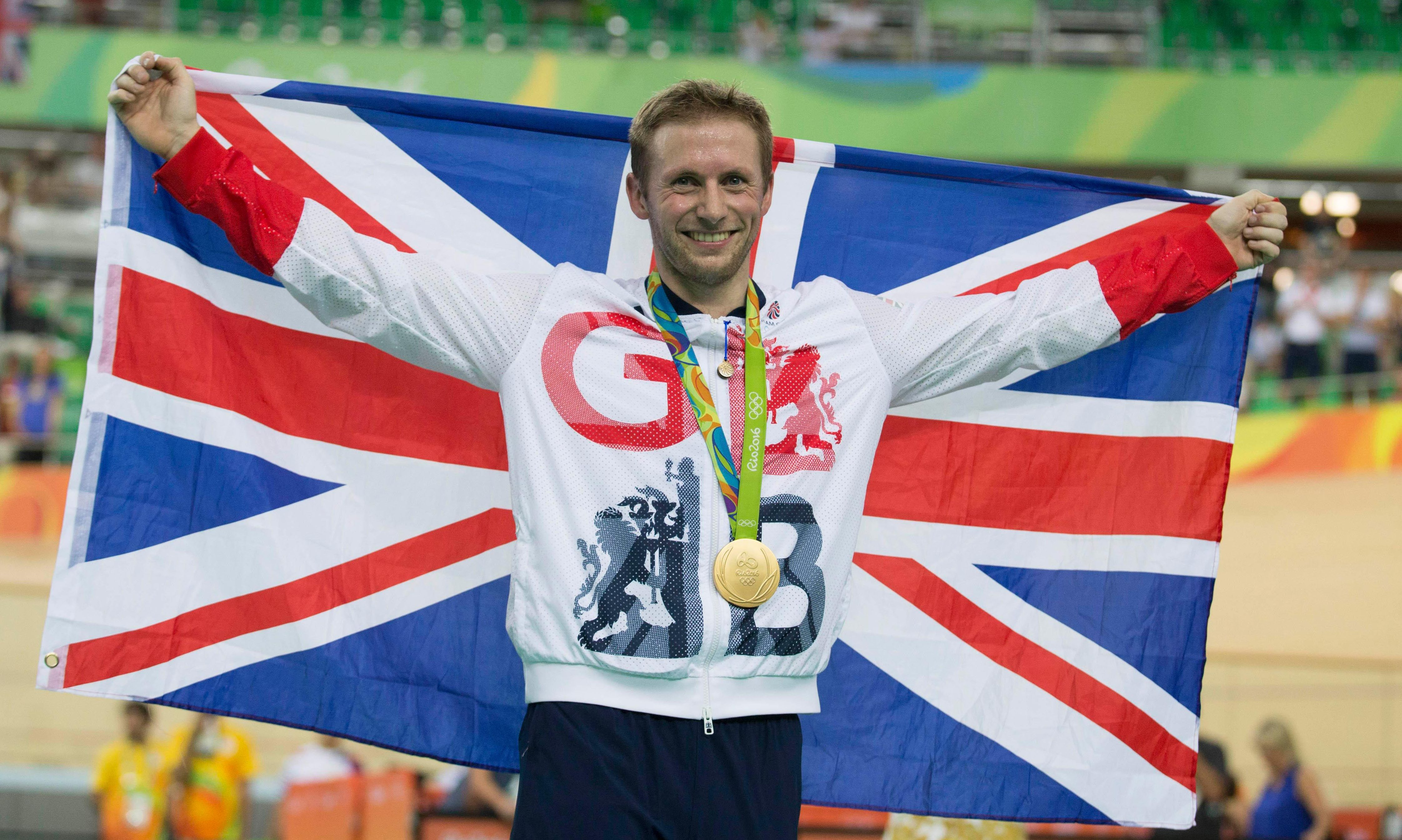 Jason Kenny has the chance to eclipse Chris Hoy's medal record if he rides at the Tokyo 2020 Olympics
