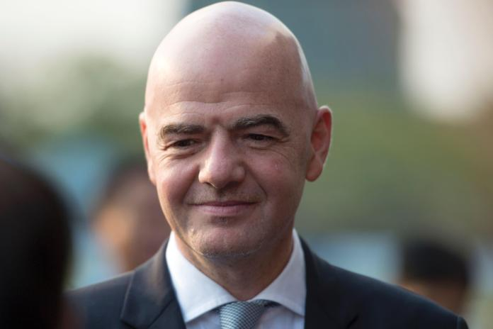 Fifa president Gianni Infantino is meeting with IFAB at Wembley today to discuss rule changes