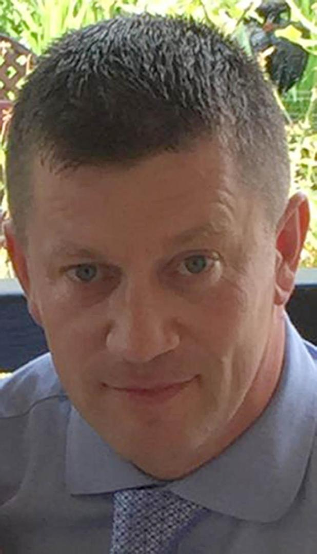 Hero cop Keith Palmer was stabbed to death in the line of duty outside Parliament