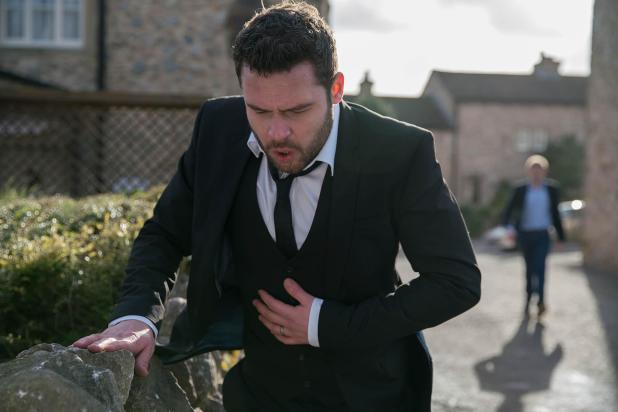 Danny Miller took home the award for best actor