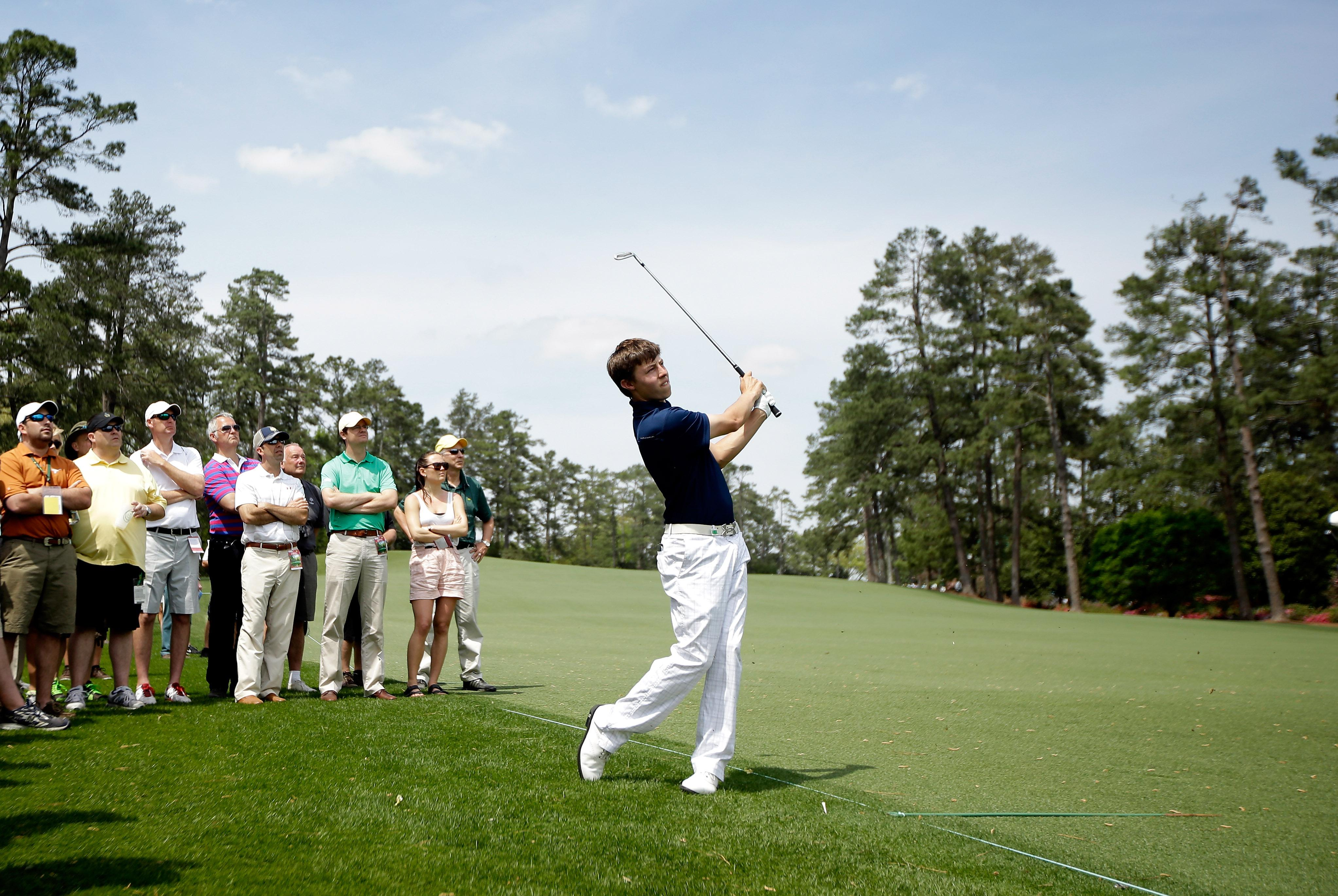 The powers that be at Augusta wanted to keep their course secretive