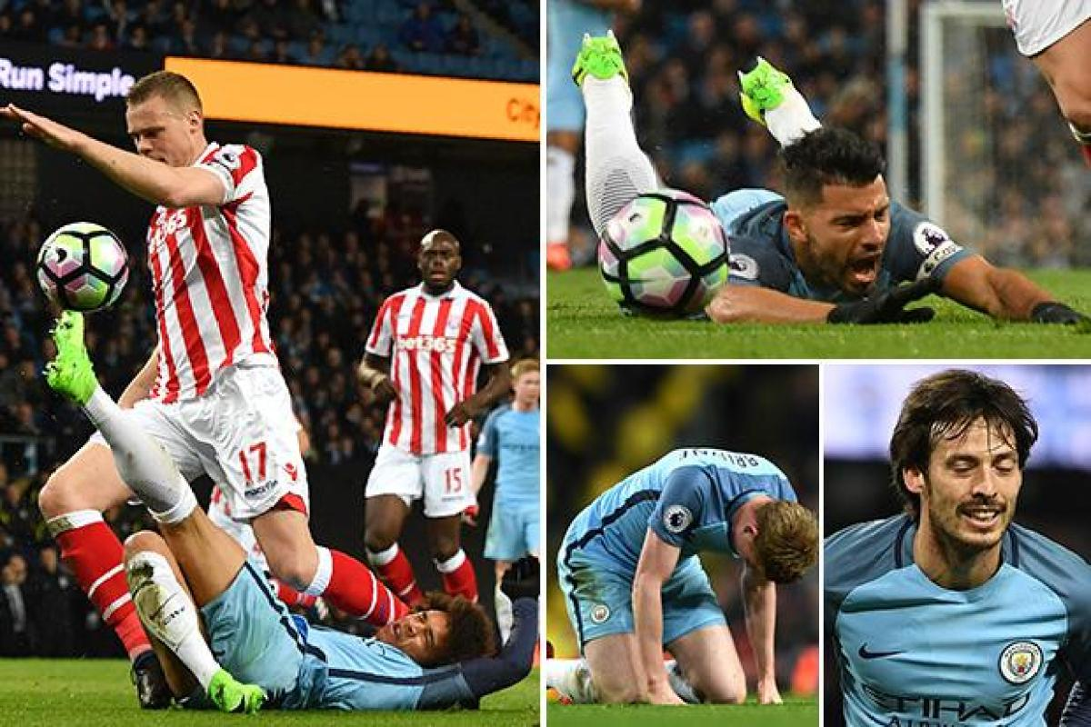 Fa 2014 08 sports wagering guidelines that you cana t afford to overlook - Manchester City 0 Stoke 0 Pep Guardiola S Side Drop Two Crucial Points As Potters Stand Firm