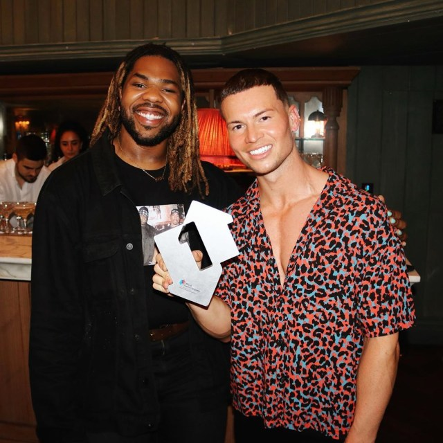 Joel Corry and MNEK are performing on the Strictly launch show