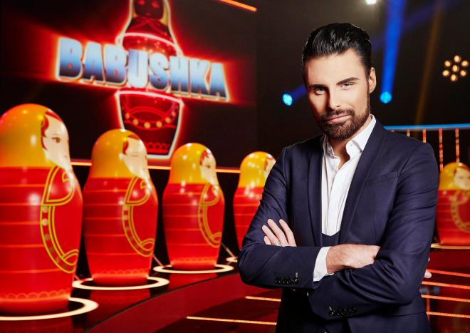 Babushka: Rylan challenges contestants to find – and keep – the money hidden inside 10 giant babushka dolls