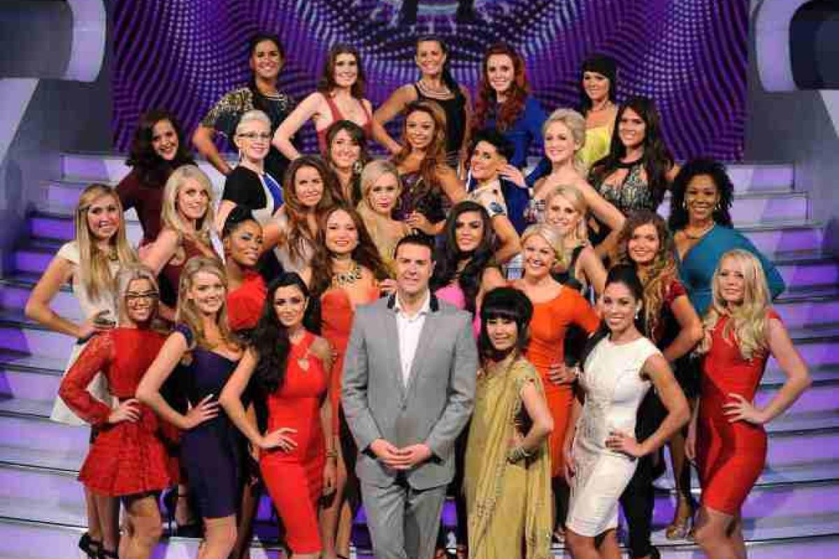 Celebrity dating show 2017