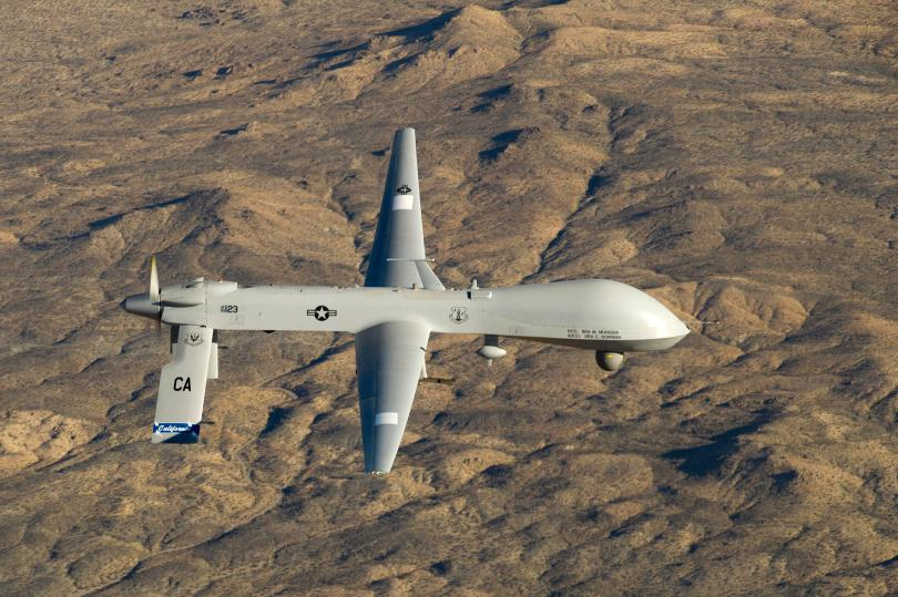 US Air Force is deploying a massive force of drone to carry out strikes deep in North Korea territory