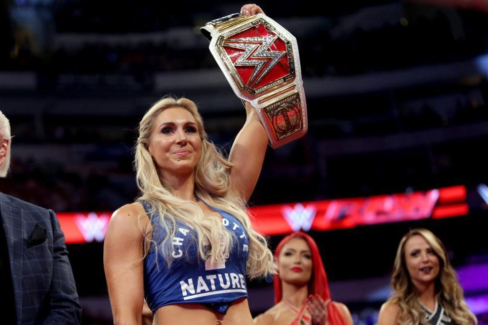 who is charlotte flair? latest wwe star to have naked pictures