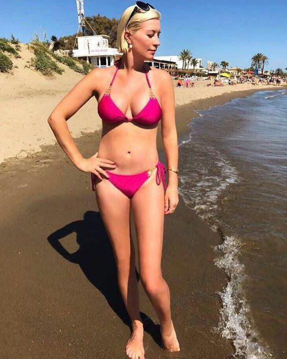 Is a cute Bikini Dianne Gallagher naked photo 2017